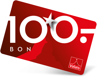 Promotion - Voucher 100 Swiss Francs