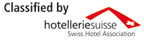 Classified by hotelleriesuisse
